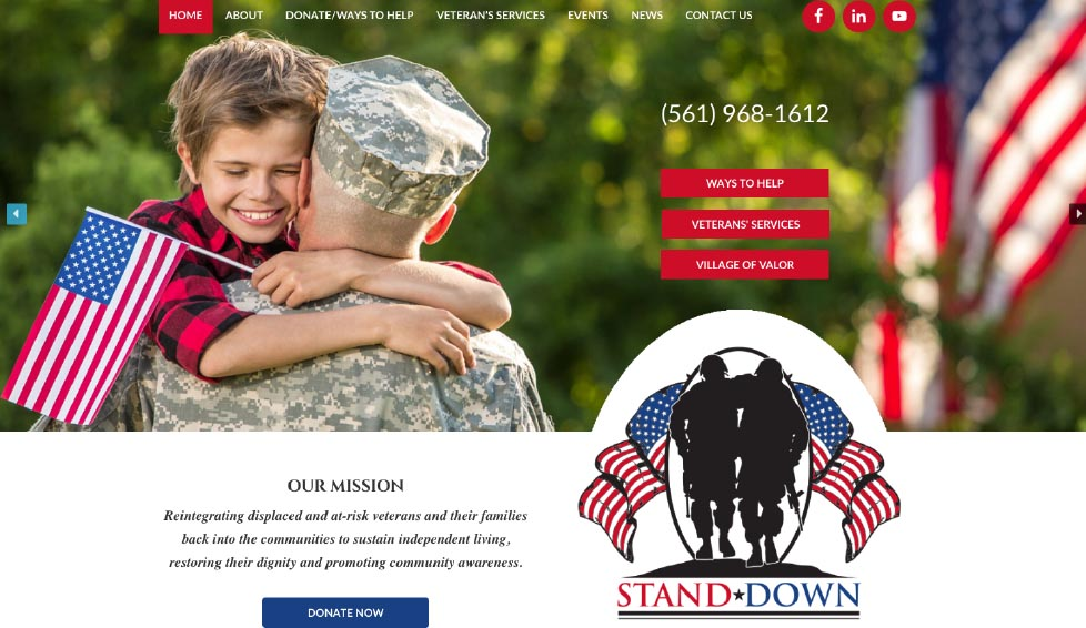 Stand Down 01